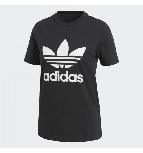 Camiseta Adidas Trefoil mujer