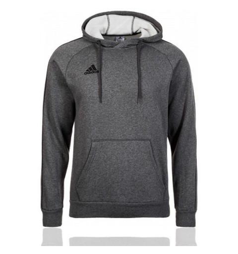Sudadera Adidas Core 18 Hd GreyBlack