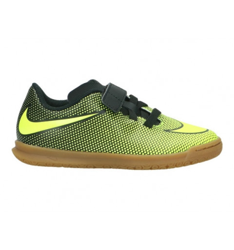 Nike Bravata II JR IC Black-Volt