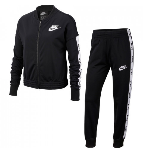 Chandall Nike G NSW TRK Tricot Black