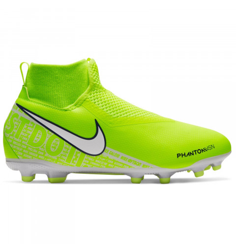 Nike Jr Phantom Vsn Academy Fg/Mg Volt