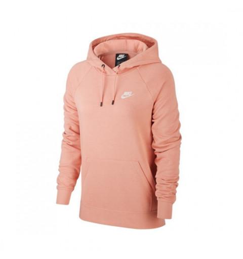 Sudadera Nike W NSW Essntl Hoodie Pink