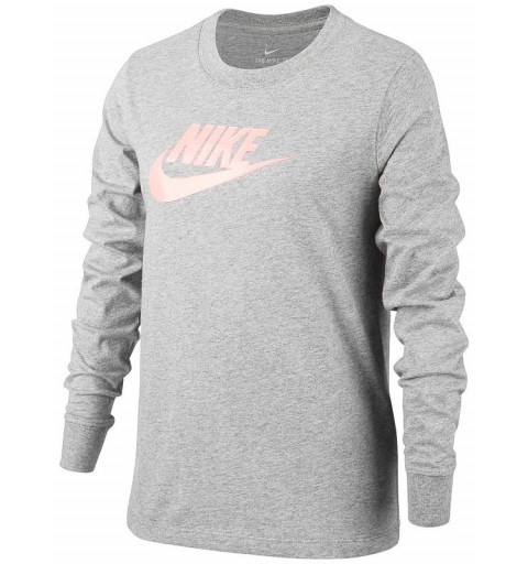Camiseta Nike GL Essential Futura Grey