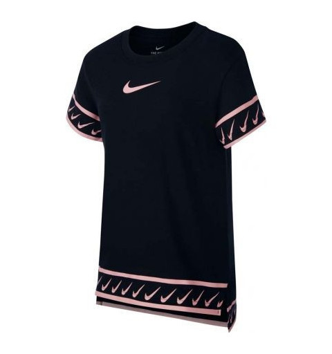 Camiseta Nike GL NSW Studio Tee Black