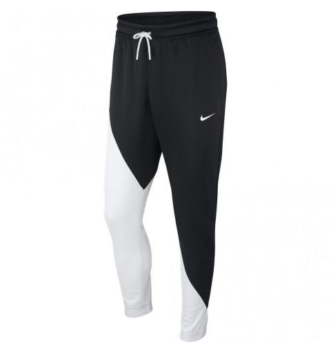 Pantalón Nike NSW Swoosh Black-White