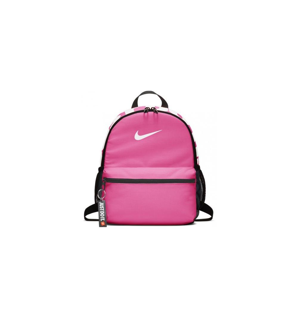 Mini Mochila Nike JDI Brasilea Pink