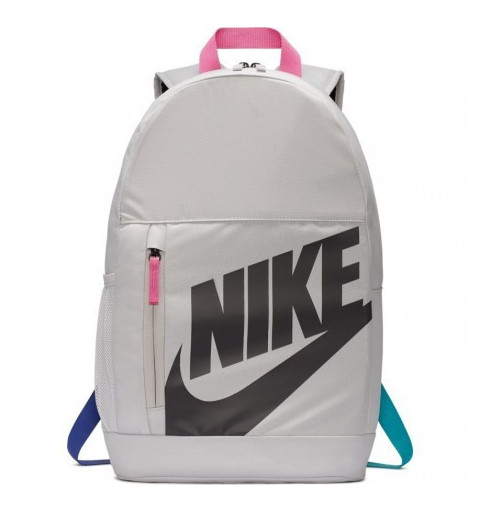 Mochila Nike Elemental Grey-Black