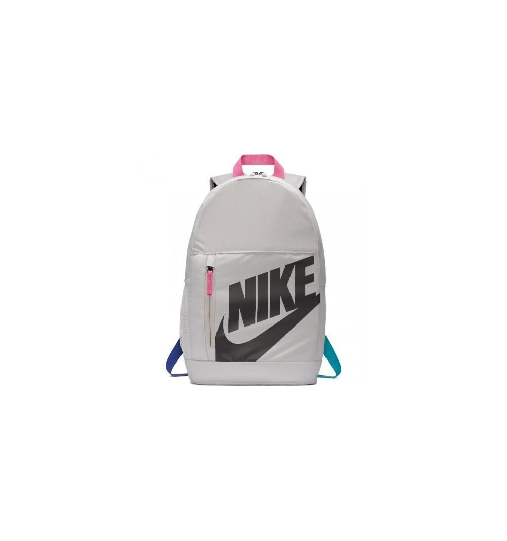 Mochila Nike Elemental Grey-Black