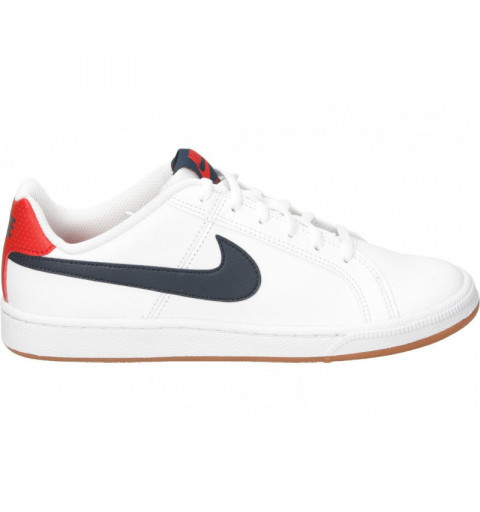 Nike Court Royale GS White-Obsidian
