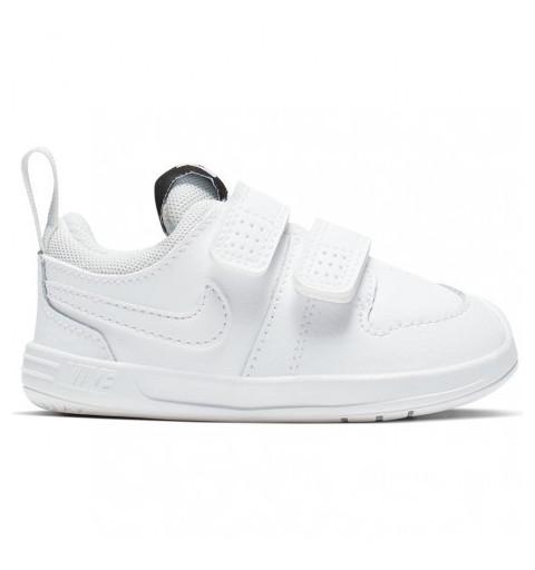 Nike Pico 9 TDV White-White