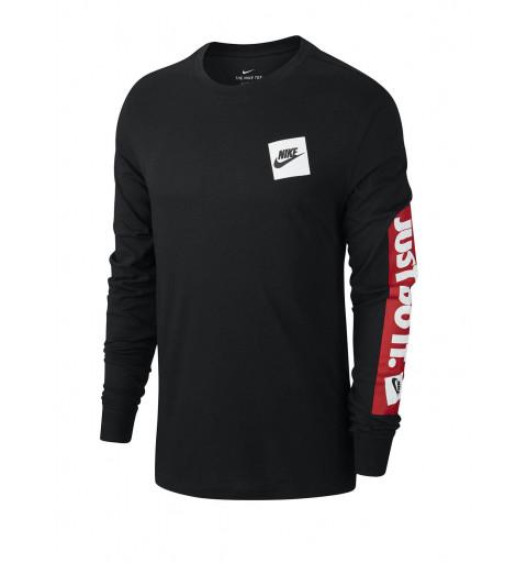 Camiseta Nike Longsleeve JDI Black