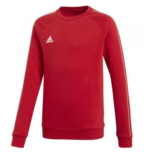 Sudadera Adidas Core18 SW Top Y Red