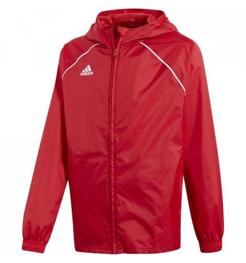 Sudadera Adidas JKT Core18 RN Y Red