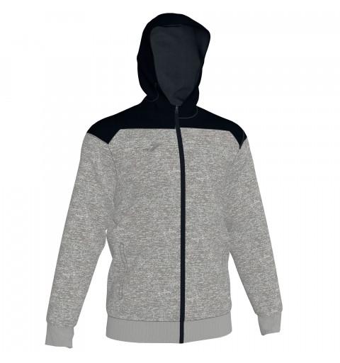 Sudadera Joma Winner II Hooded Grey