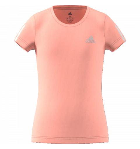 Camiseta Adidas YG Tr Eq Tee Glopink