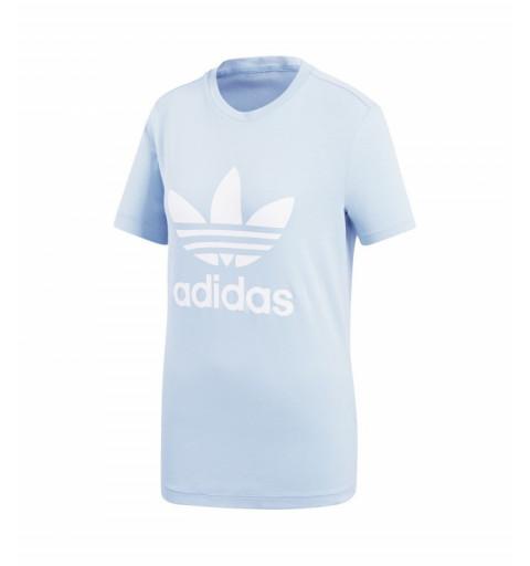 Camiseta Adidas mujer trefoil