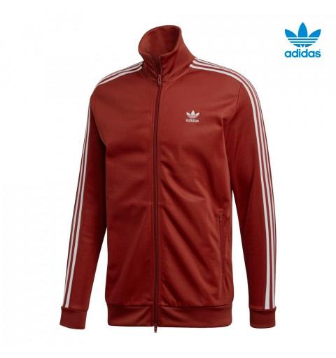 Sudadera Adidas Beckenbauer red