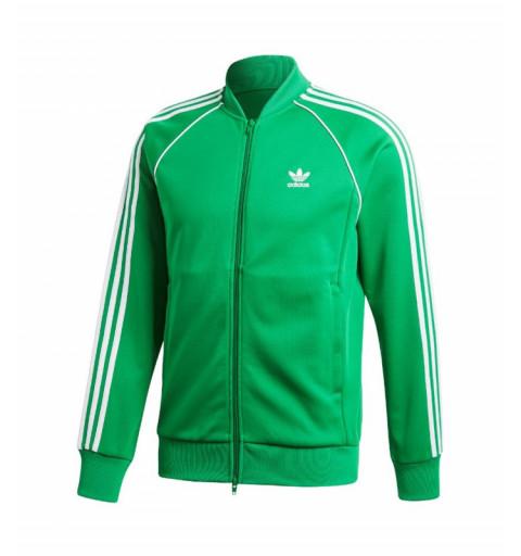 Sudadera Adidas SST Verde