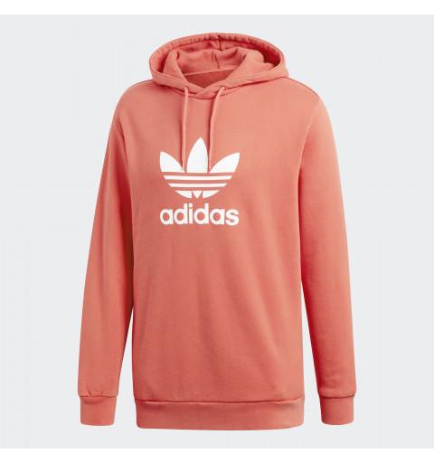 Sudadera Adidas Trefoil Hoody Naranja