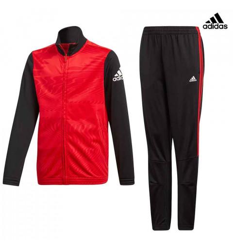 Chandal Adidas Tiro rojo