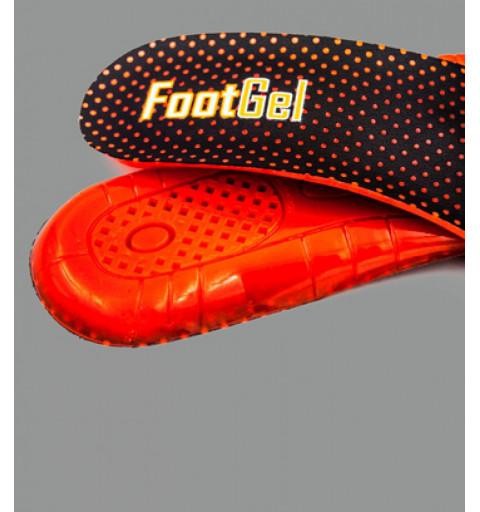 Plantilla Footgel Sport Naranjo
