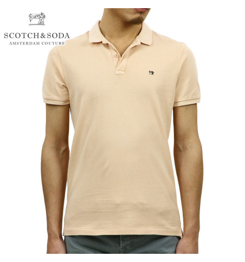 Polo Scotch Basic Salmon
