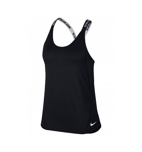 Camiseta Nike W Training Negra