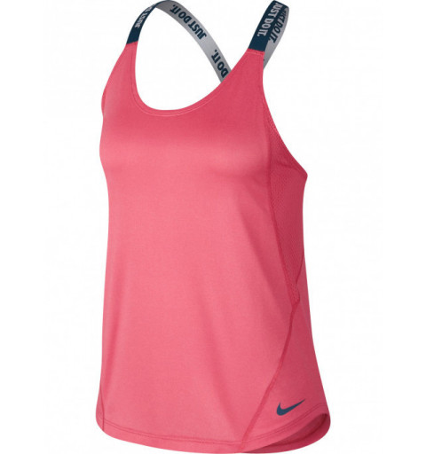 Camiseta Nike W Training Rosa