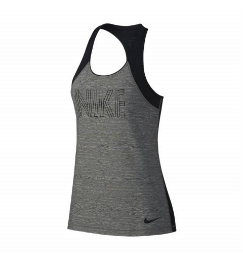 Camiseta Nike W Tank Coe Gris