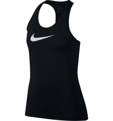 Camiseta Nike W Pro Tank Negra