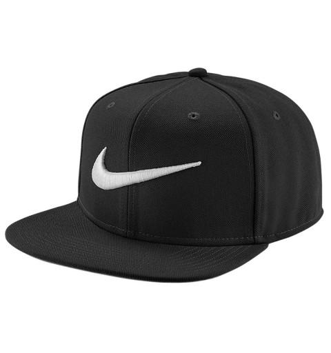 Gorra Nike Pro Swoosh Negra