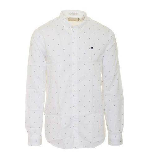 Camisa Scotch 142612 Blanca