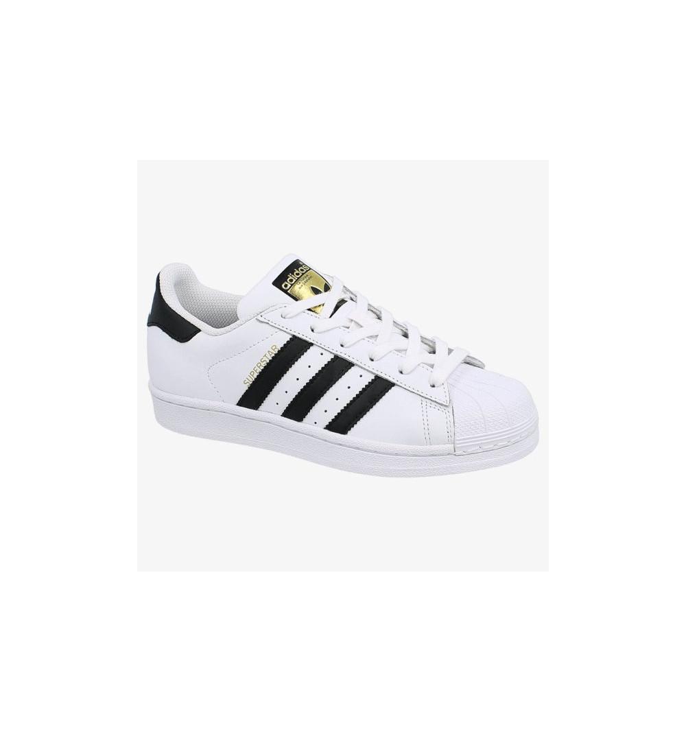 Adidas SuperStar Blanca negra
