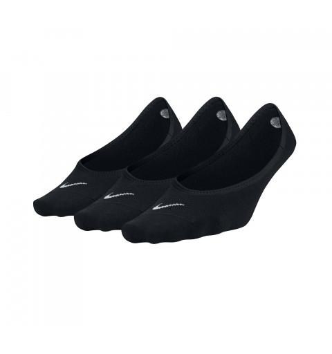 Calcetin Nike w Invisible Negro