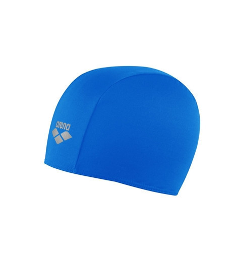 Gorro Arena Jr Polyester Royal