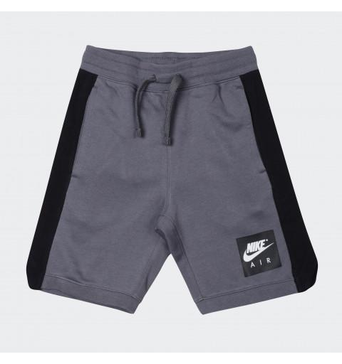 Bermuda Nike Jr Air Fleece Grey