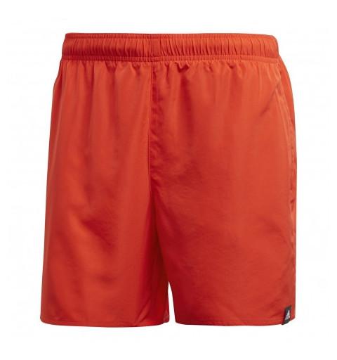 Bañador Adidas Solid SH Rojo