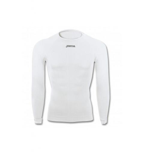 Camiseta Joma Brama L/S Blanca