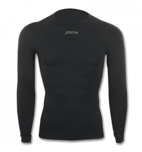 Camiseta Joma Brama L/S Black
