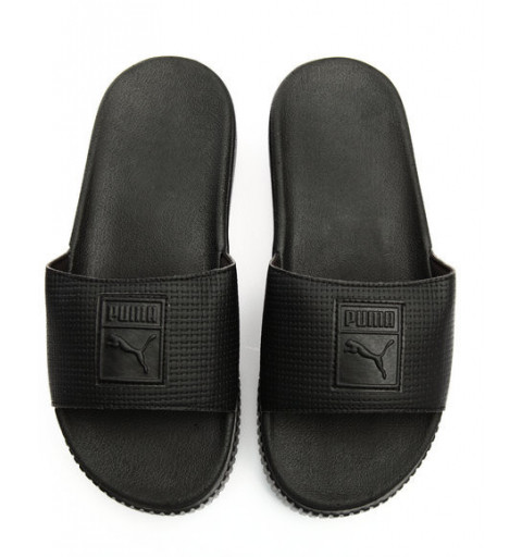 Chancla Puma Platform Slide W EP Black