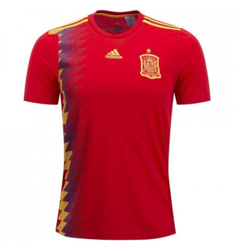 Camiseta Adidas FEF H Red