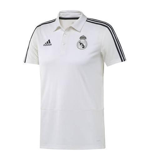 Polo Real Madrid Blanco