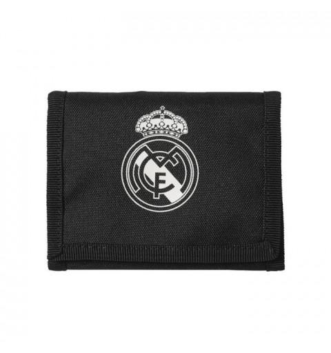 Monedero Real Madrid Black