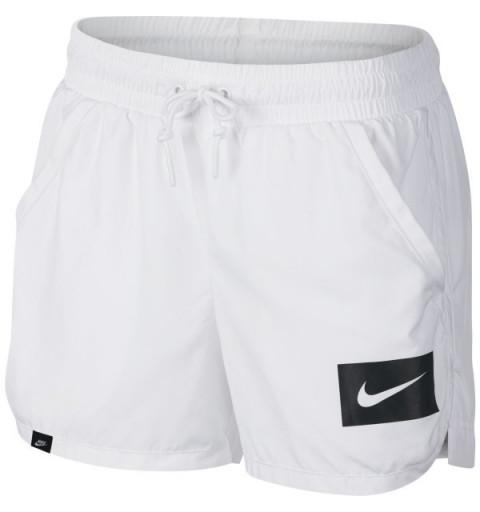 Short Nike W SWSH Blanco