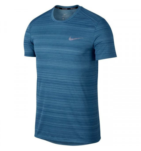 Camiseta Nike Dry Miller Azul
