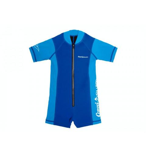 Traje Neopreno Baby Suit Azul