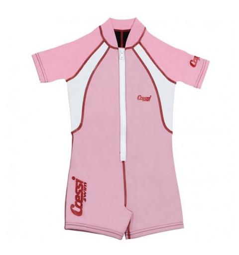 Traje Neopreno Baby Suit Pink