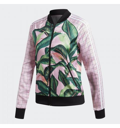 Jacket Adidas Woman SST Flor