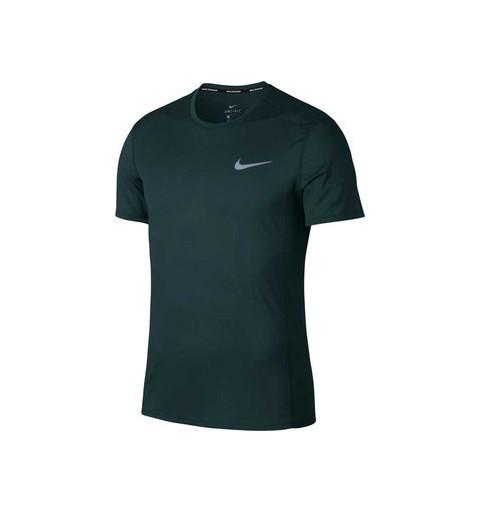 Camiseta Nike Cool Miler Verde