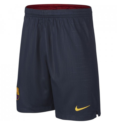 Short Nike FCB Jr Home 18/19 Marino